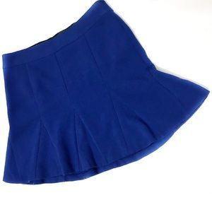 Flared Blue skirt NEW Size 14